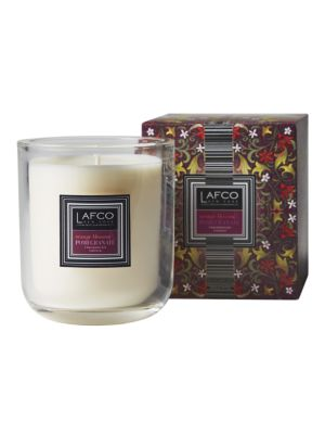 Orange Blossom & Pomegranate Candle