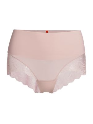 Spanx Undie Tectable Lace Hi Hipster Panty
