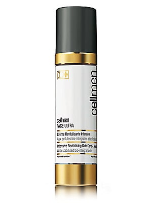 Image of Intensive Revitalizing Cellular Skin Care for Men with active stabilized bio-integral cells and restructuring and anti-oxidant complexes. The only extremely concentrated cellular anti-ageing cream exclusively formulated for men's skin. Boosts and optimize