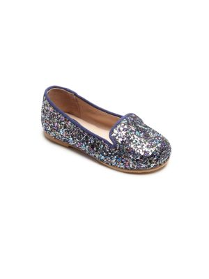 Toddlers Glitter Flats