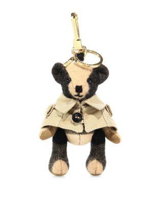 Image of Thomas Bear Cashmere Bear Keychain