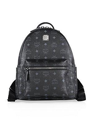 d970afbaf023 MCM - Mini Stark Visetos Stud Outline Backpack - saks.com