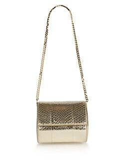 dbcb9cb8e4b0 Givenchy Pandora Box Micro Chain Shoulder Bag from Saks Fifth Avenue ...