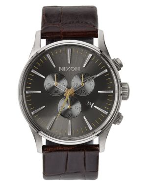 Nixon Watches Sentry Chronograph Watch