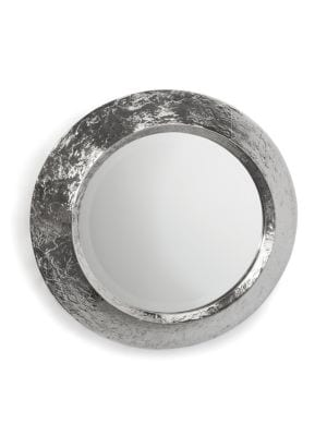 Regina Andrew Design Nickelplated Convex Mirror