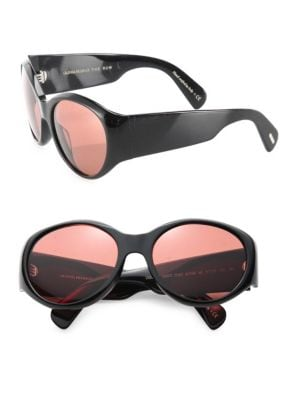 The Row For Oliver Peoples Don't Bother Me 59MM Oversized Round Sunglasses