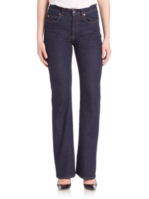 Lita High Rise Flare Jeans by Acne Studios