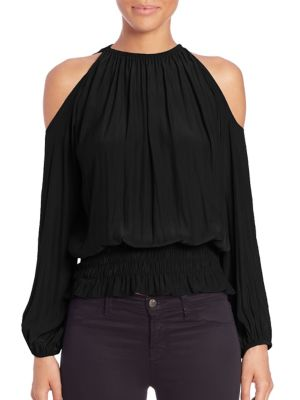 Lauren Cold-Shoulder Top by Ramy Brook