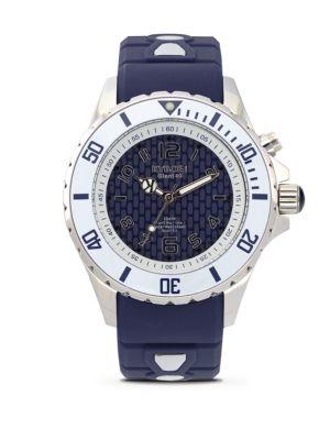 KYBOE! Marine Voyager Watch in White
