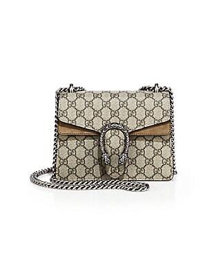 7b09786d79c Gucci - Dionysus GG Supreme Mini Bag - saks.com