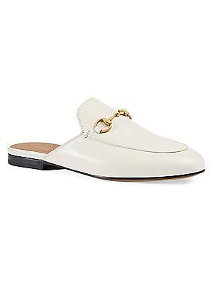 ee67db99ff0 Gucci - Princetown Leather Slipper - saks.com