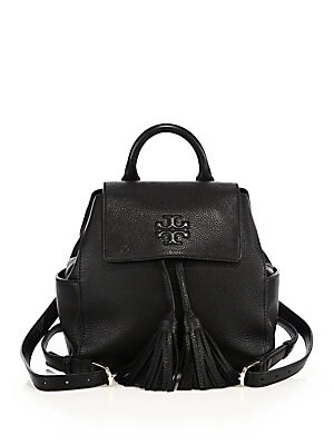 139b04abfa0 Tory Burch - Thea Mini Leather Backpack - saks.com