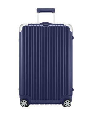 Limbo 29-Inch Multi-Wheel Suitcase, Blue