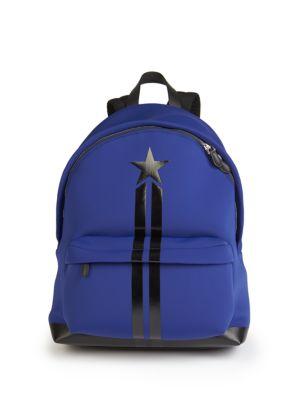 8e68c4d55c4 Neoprene & Leather Star Backpack