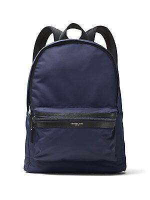 7236fb3b4ded Michael Kors - Bryant Pebble-Textured Leather Backpack - saks.com