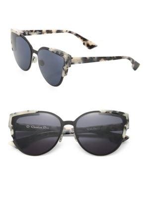60mm Wild Dior Cateye Sunglasses