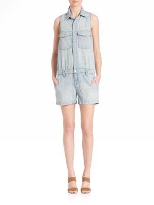 Kayla Lightweight Short Jumpsuit