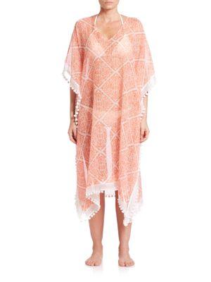 Yucatan Printed Caftan plus size,  plus size fashion plus size appare