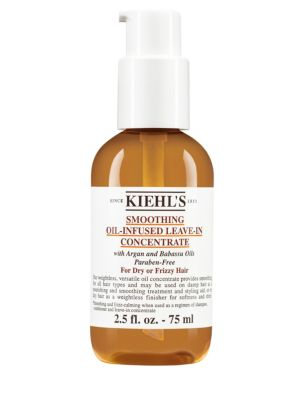 Kiehl S Since 1851 Smoothing Oil Infused Leave In Concentrate For Dry Or Frizzy Hair