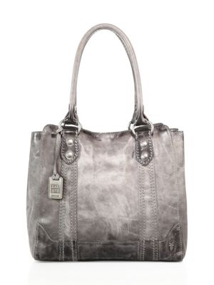 'Melissa' Tote - Grey in Ice