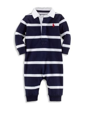 Ralph Lauren Baby\u0027s Striped Coverall