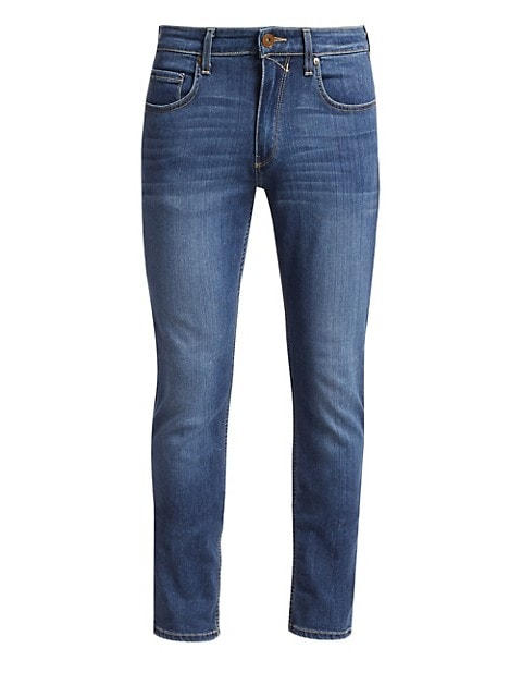 Federal TRANSCEND Slim Straight-Fit Jeans