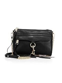 cbef4dae05e0 Product image. QUICK VIEW. Rebecca Minkoff. Mini MAC Leather Crossbody Bag