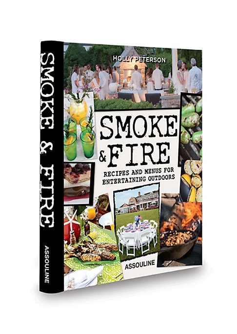 Image of Flavors of grill smoke and sea spray fill the summer air, making it the perfect time for entertaining outdoors. Journalist and author Holly Peterson shares over 60 recipes and valuable tips for outdoor gatherings in this book. It features fresh ingredient