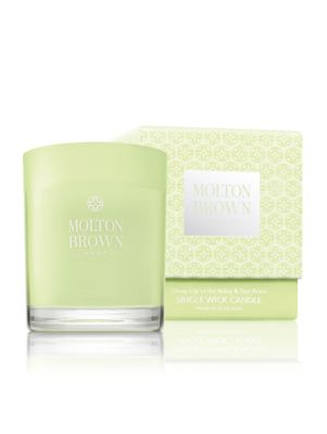 Dewy Lily of the Valley & Star Anise Single Wick Candle