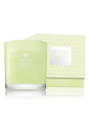 Dewy Lily of the Valley & Star Anise Three Wick Candle / 16.9 oz.