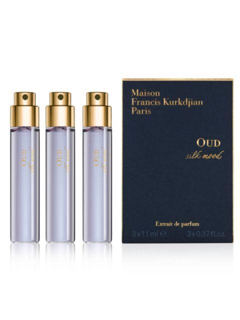 Maison Francis Kurkdjian 3-Piece OUD Silk Mood Extrait de parfum Refill Set   SaksFifthAvenue