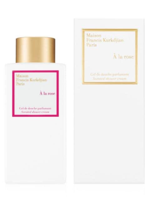 Maison Francis Kurkdjian À La Rose Scented Shower Cream | SaksFifthAvenue