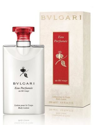 Image of Luxuriously moisturizing, body lotion scented with Eau Parfumee au the rouge brings a sensual, skin-soothing layer to the Red Tea fragrance ritual. 6.8 oz. Made in Italy.
