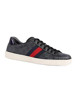 5b9ea20ddf4 Gucci - New Ace GG Supreme Sneaker