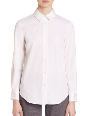 Percale Button-Up by Piazza Sempione