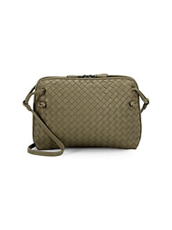 Pillow Intrecciato Leather Crossbody Bag MUSTARD. QUICK VIEW. Product  image. QUICK VIEW. Bottega Veneta 336ad33d392a8