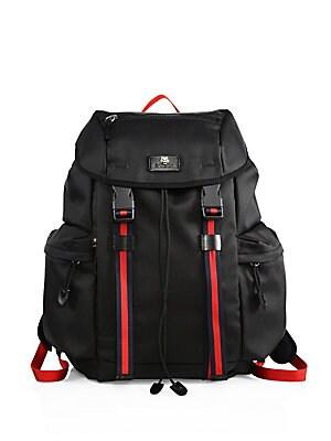 afedee1304ff Gucci - Medium Canvas Backpack