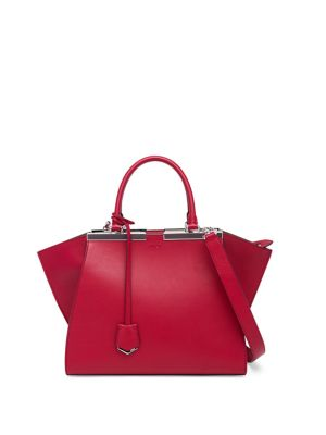 3Jours Leather Satchel, Ribes