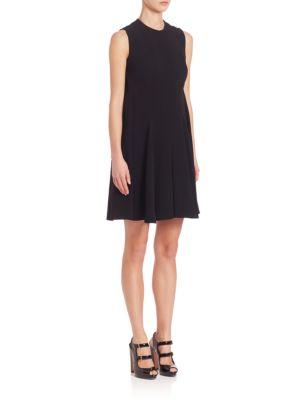 Sleevless Shift Dress