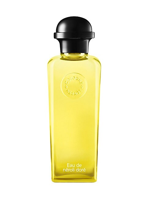 """Image of """"""""Whereas there's usually very little neroli in perfumes, I used an abundance of it, out of love, out of the ordinary."""" -Jean-Claude Ellena. With Eau de neroli dore, his fifth creation in the Colognes family, Jean-Claude Ellena has given full voice to ner"""
