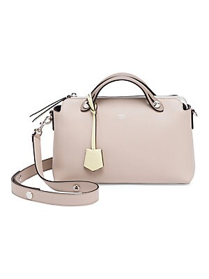 51187d26d95e Fendi - By The Way Small Leather Satchel - saks.com