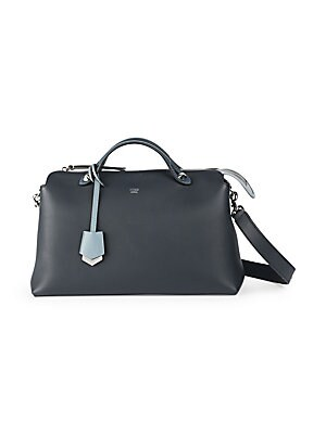 8a49afe381b662 Crescent Leather Shoulder Bag. $740.00. Fendi - By The Way Small Leather  Satchel