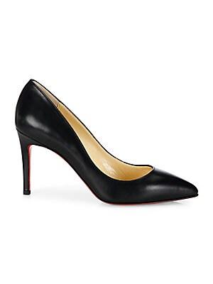 3160b5d92fda Christian Louboutin - Ombré 85 Patent Leather Point Toe Pumps - saks.com