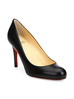 a86b99f133b2 Christian Louboutin - Pigalle Plato 100 Leather Point Toe Platform ...