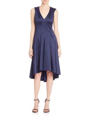 Buy Badgley Mischka V-Neck High Low Dress online with Australia wide shipping