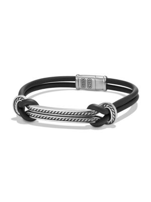 David Yurman Accessories Maritime Sterling Silver Bracelet