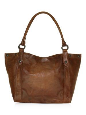 3d6df9408f9 Melissa Leather Shoulder Bag