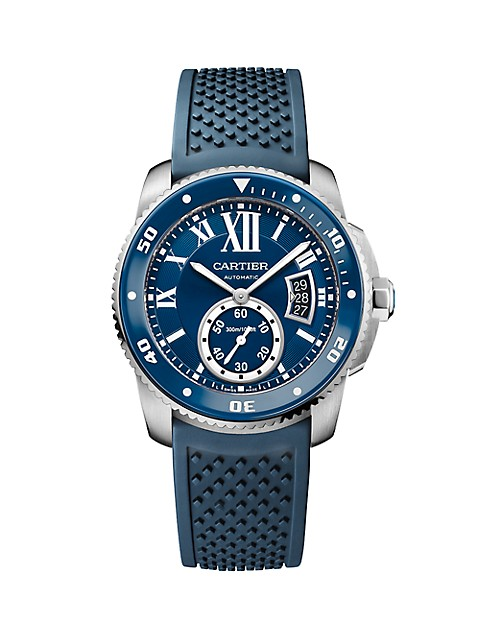 Calibre de Cartier Diver Watch, 42MM