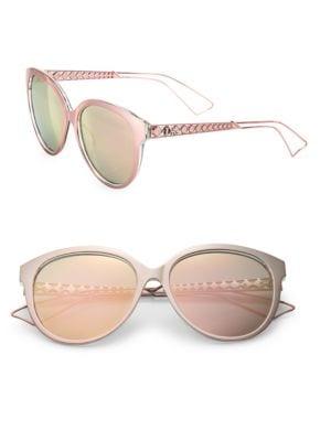 Diorama 2 56MM Oval Sunglasses