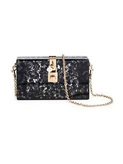 1181497217 Dolce   Gabbana - Lace Box Bag